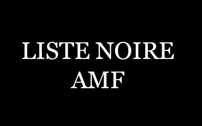Les brokers d'options binaires déconseillés par l'AMF