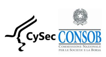 cysec-consob